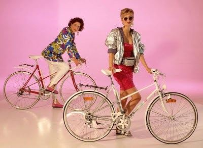 80s bike party